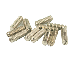 Saddle Height Adjust Screws for Tele saddles