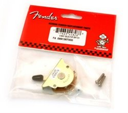 Genuine Fender 5-way guitar pickup switch