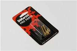 Humbucker Mounting Hardware Kit/Neck Gold