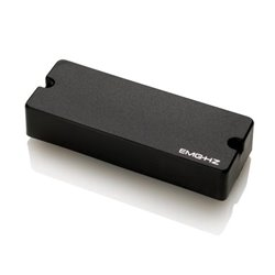 Pickup Extended Soapbar 5-strängadängad J-Bass Black