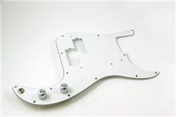 Pre-wired Pickguard P-Bass Split P