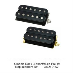 Pre-wired set Les Paul Classic Rock