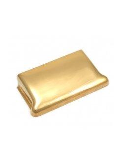 Fender stratocaster gold vintage bridge cover