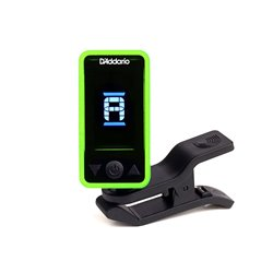 Eclipse Chromatic Clip-On Tuner Green