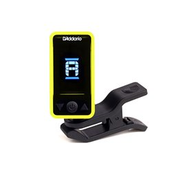 Eclipse Chromatic Clip-On Tuner Yellow