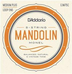 Strängset Mandolin Monel 011-041 Med.Plus