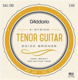 Strängset Tenor Gitarr 010-032