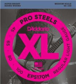 Strängset Elbas ProSteels 040-100 Medium Scale