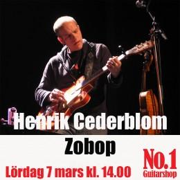 Henrik Cederblom - Zobop